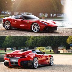 Ferrari F12 TRS! Photographer: @alexpenfold | @theacphoto | @theautogroup | #ferrari #f12 #amazingcars247