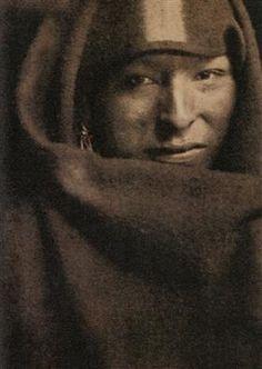 The Red Man - Gertrude Kasebier