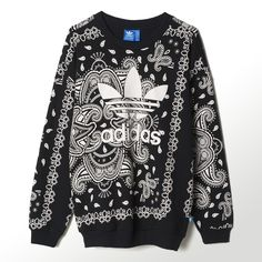 adidas - Paisley Sweatshirt