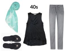 40s   Style At Any Age: !it Gray Skinnies   Taim Boutique