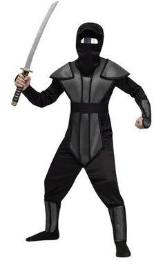 halloween express ninja costumes