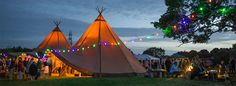 Weddings, parties, festivals for a unique and stunning alternative, hire a Utopian Tent Company Kata tepee/tipi – the perfect space for your event. Nightlights, Outdoor Gear, Wedding Venues, Fair Grounds, Wedding Reception Venues, Wedding Places, Outdoor Tools
