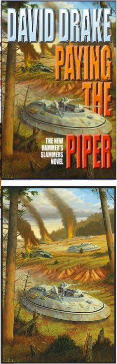 LARRY ELMORE - Paying the Piper by David Drake - 2002 Baen Books