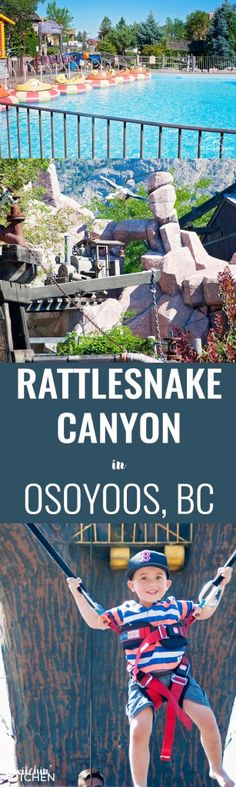 Rattlesnake Canyon in Osoyoos BC is such a fun place to bring your family. I love the sunny South Okanagan in British Columbia! Vacation Places, Vacation Trips, Family Vacations, Vacation Ideas, Travel With Kids, Family Travel, Things To Do In Kelowna, Osoyoos Bc, Canadian Travel