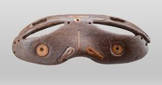 Alaskan native / Snow Goggles/5th to10th century