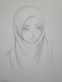Hijab Style 1 by HimawariNana on DeviantArt
