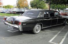 Lincoln Mark III Limousine   That Hartford Guy   Flickr