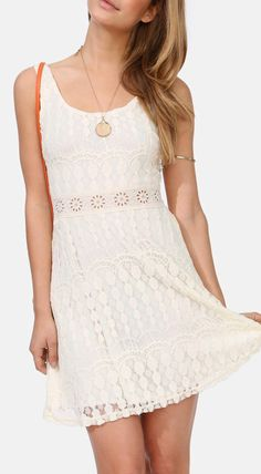 Adeline Lace Dress