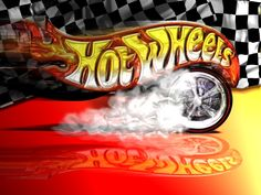 Learn everything there is to know about Hot Wheels at the hobbyDB database Hot Wheels Party, Bolo Hot Wheels, Hot Wheels Birthday, Car Birthday, Birthday Ideas, Happy Birthday, Monster Truck Jam, Wheel Logo, Bike Poster