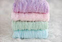 Cheesecloth Wraps  Newborn Wrap Sets  Purple by EmilyJoyCreations, 2 for $16.00 USD