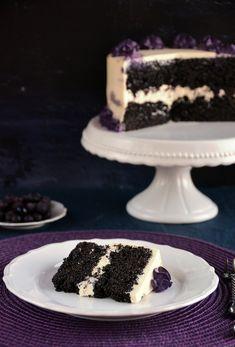 Gluténmentes áfonyás máktorta recept Blueberry-mascarpone poppyseed cake, glutenfree Gf Recipes, Cookie Recipes, Dessert Recipes, Diet Desserts, Salty Snacks, Healthy Cake, Mousse Cake, Cake Designs, Cheesecake