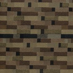 The G5459 Chocolate upholstery fabric by KOVI Fabrics features Contemporary, Geometric pattern and Brown as its colors. It is a Woven type of upholstery fabric and it is made of 53% Rayon, 47% Polyester material. It is rated Exceeds 50,000 double rubs (heavy duty) which makes this upholstery fabric ideal for residential, commercial and hospitality upholstery projects. This upholstery fabric is 56 inches wide and is sold by the yard in 0.25 yard increments or by the roll. Call or contact us
