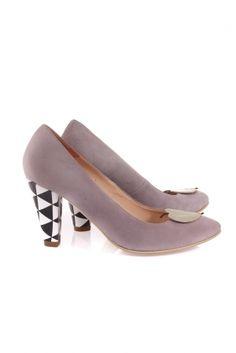 Apple ilusion Romania, Kitten Heels, Peep Toe, Shoes, Fashion, Moda, Zapatos, Shoes Outlet, Fashion Styles