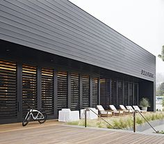 James Perse Store Malibu - Photo Joe Fletcher - Marmol Radziner Architects