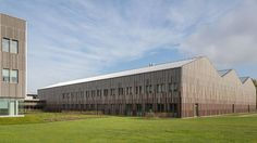 The Welding Institute -terracotta cladding