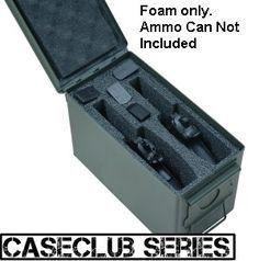 2 pistol .50 cal ammo can foam Ammo Cans, Gun Cases, Gun Storage, Hunting Rifles, Guns And Ammo, Survival Prepping, Tactical Gear, Firearms, Hand Guns