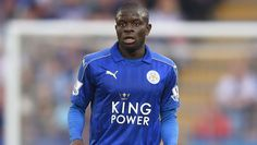 Chelsea sign N'Golo Kante from Leicester City on 5-Year Contract