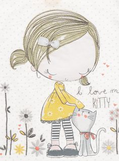 Our beautiful and stylish set is perfect for little wardrobes. This lovely set has a long-sleeved cream top with cute dotted patterns, a frilled hem and a fun 'I love my kitty print' complete with bows and flowers. A yellow pair of cable knit leggings completes this pretty look.</p><ul><li> Girls cream cable knit legging set</li><li> Dotted patterns</li><li> Long sleeves</li><li> Frilled hem</li><li> I love my kitty print</li><li> Keep away from fire </li></ul>