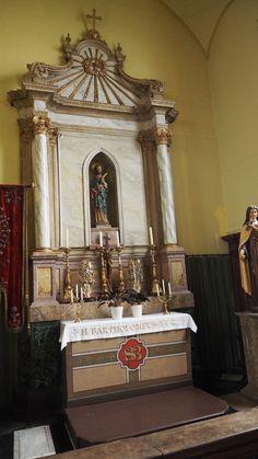 nog tot 4 januari 2015 in de parochiekerk ,heerdweg 3 vinkt zeer veel bekende van vroeger te zien op foto