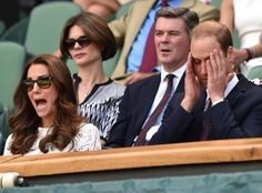 Kate Middleton & Prince William Feel Andy Murray's Pain in 2014 Wimbledon Loss