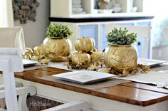 This Mom's Dollar Store Fall Decorating Hack Will Save You a Ton of Money