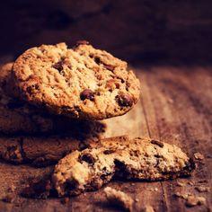 Kokosové cookies s kúskami čokolády