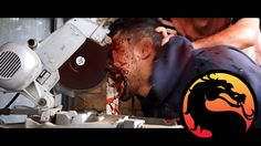 Real Life Mortal Kombat Fatalities! this is just awesome!!
