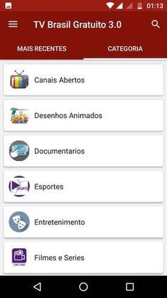 TV BRASIL GRATUITO 3.0 APK - Aplicativo de TV - ARQUIVOS APK Lista Iptv Brasil, Ver Tv Online Gratis, Online Tv Channels, Places