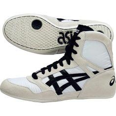 ASICS JAPAN Wrestling Shoes RT Model White TWR325 #Asics