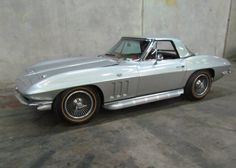 1966 Chevrolet Corvette offered for auction #1802738 - Classic 1966 Chevrolet Corvette offered for auction #1802738. Oklahoma City, Oklahoma. Restoration 327 CI / 350 HP V-8 engine, 4-speed manual transmission&#