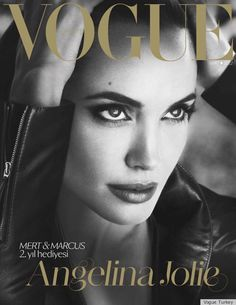Angelina's VOGUE cover http://huff.to/w8tyLL