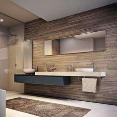 Salle de bains 2015 : 100 idées de peinture et carrelages