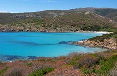 Cala D'Oliva,  isola dell''Asinara