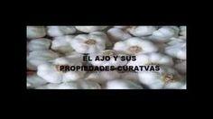 las propiedades curativas del ajo