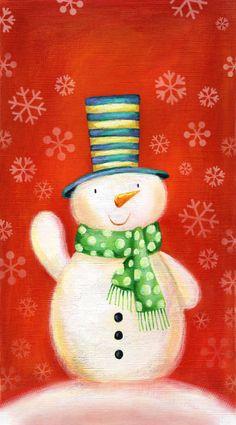 Ileana Oakley - snowman stripey hat.jpg
