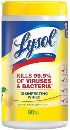 Lysol Disinfecting Wipes, Disinfectant Spray, Yovanna Ventura, Breastmilk Storage, All Purpose Cleaners, Wet Wipe, Home Health, Lemon Lime, Hand Sanitizer