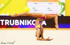 Artistic Gymnastics, Rhythmic Gymnastics, World Of Sports, Passion, European Championships, Russia, Guadalajara