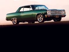 65' Chevy Malibu
