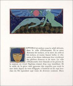 Vies imaginaires - Septima, opening