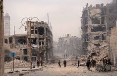 George Ourfalian, Soldiers in Aleppo, Syria, on Jan. 12, 2013. (Reuters)