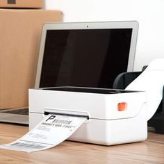 Phomemo Direct Thermal High Speed 4×6 Label Printer Shipping Label Printer, Thermal Labels, Mac Address, Technology Support, Printer Driver, Thermal Printer, Printing Labels, Mac Os, Gifts