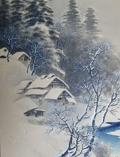 Картинки по запросу : Зима в картинах Сергея Тутунова.