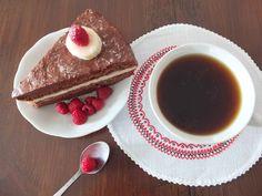 Mój pyszny tort czekoladowy