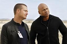 NCIS: LA. Callen and Sam.