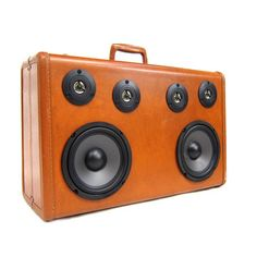 Vintage Brown BoomCase | The BoomCase