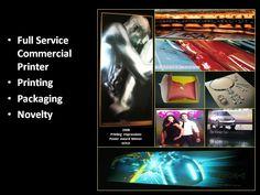 Samples of Bellak Color Printing in Color and Foil. www.bellak.com