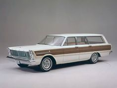 Ford Galaxie Country Squire 1965..Re-pin brought to you by agents of #carinsurance at #houseofinsurance in Eugene, Oregon