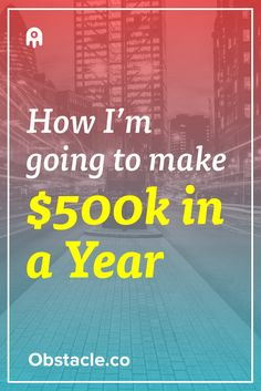 We all know you can make money with blogs, but how do you make the type of money…