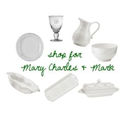 Mary Charles Coleman and Mark Snoddy - shop their registry @ http://www.charlestonstreet.com/registry.asp?action=view&id=2002