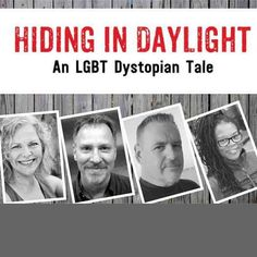 """Take Pride, Bloomfield presents a reading of """"Hiding In Daylight"""""""